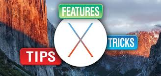 34 Tips dan Trik Mac OS X El Capitan